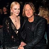 Nicole Kidman With an Updo in 2019