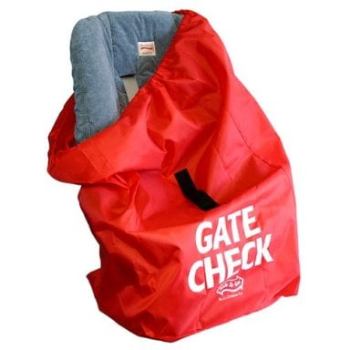 Junior Jetset: Car Seat Covers