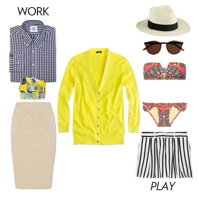 How to Layer Your Spring Clothes