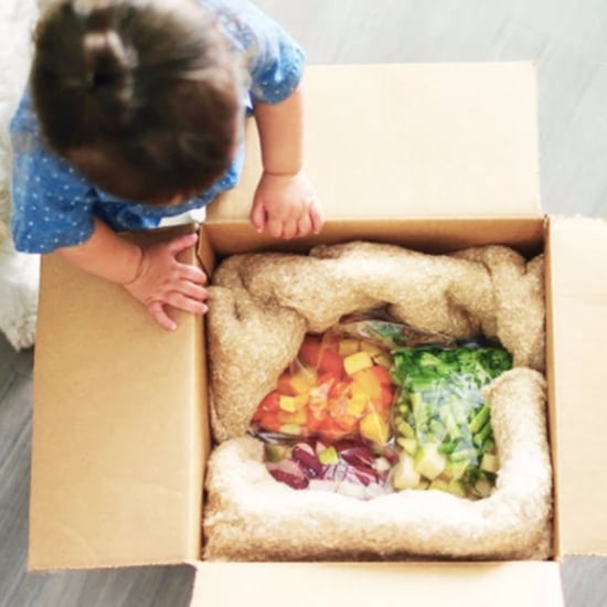 Meal Delivery Kits for Baby Food