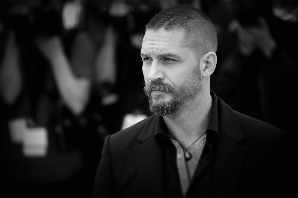 Hot Black-and-White Photos of Tom Hardy