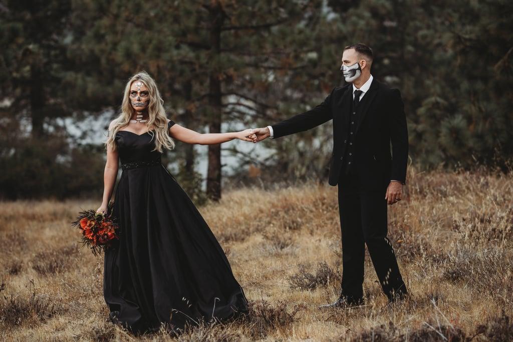 Gothic Wedding Ideas Popsugar Love Sex Photo 10