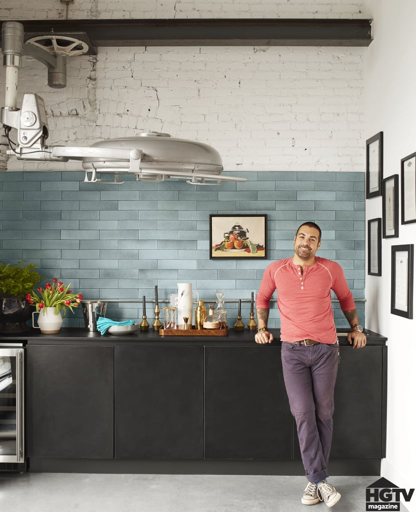 Kitchen Cousins Kitchen Pictures: Anthony Carrino's Jersey City Home Pictures