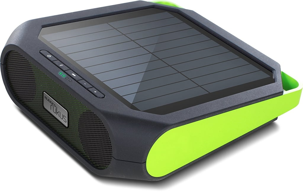 Eton Rugged Rukus Solar-Powered Speaker