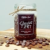 Chocolate tart candle ($17)
