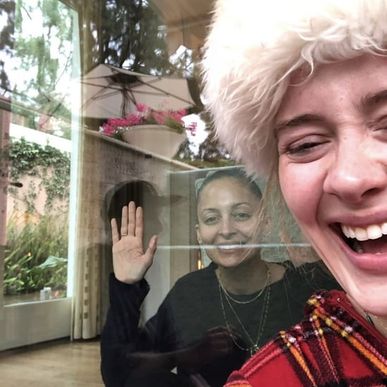 Are Adele and Nicole Richie Friends?