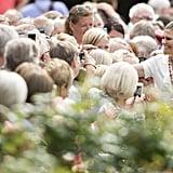 Princess Victoria's 39th Birthday Celebration