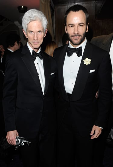 On Tom Ford and Longtime Partner Richard Buckley's First Date, 24 Years Ago, Ford Predicted He Would Be a Millionaire Designer