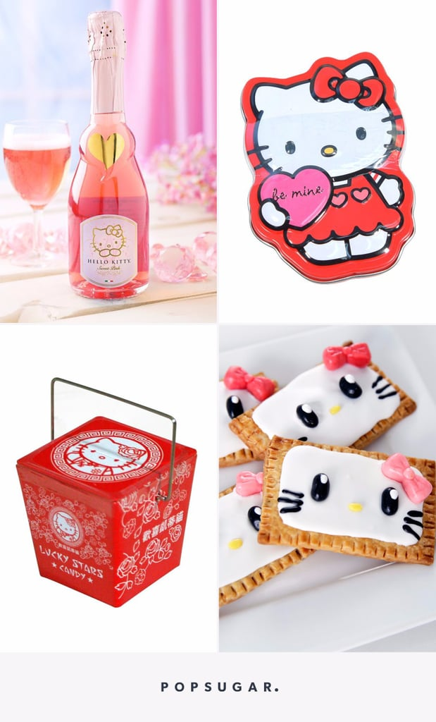 Hello kitty food gifts for valentine 39 s day popsugar food - Cuisine hello kitty ecoiffier ...