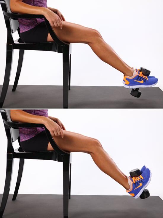 Spring Running Fix Exercise To Prevent Shin Splints