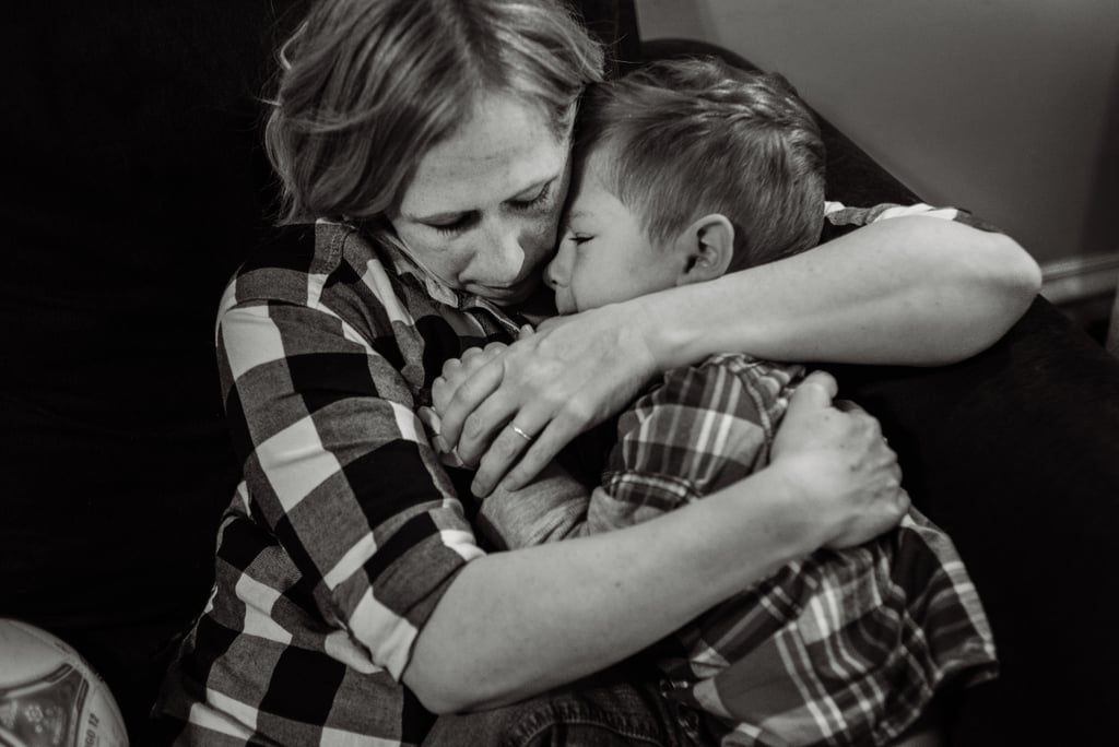 Powerful Photo Shoot That Shows the Pain of Stillbirths