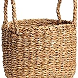 H&M Braided Storage Basket