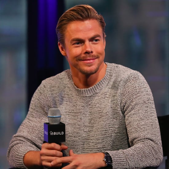 Derek Hough Interview About Hairspray Live! 2016