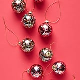 Confetti Ornaments, Set of Nine