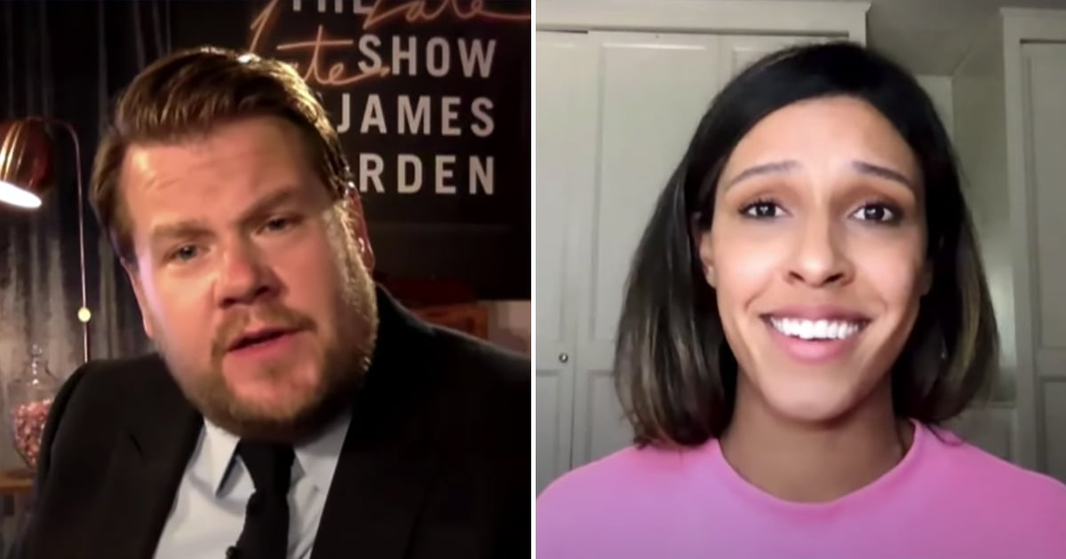 James Corden Addresses White Privilege in an Informative Skit With His Writer