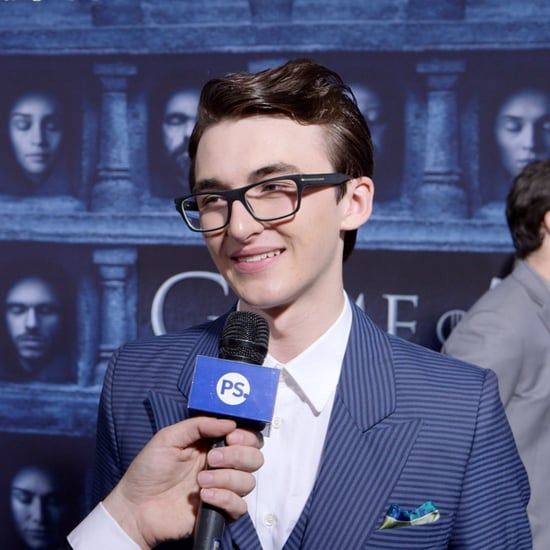 Isaac Hempstead Wright Talking Game of Thrones Season 6