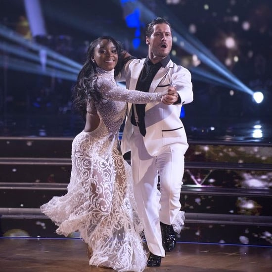 Normani Kordei's First Dance on Dancing With the Stars