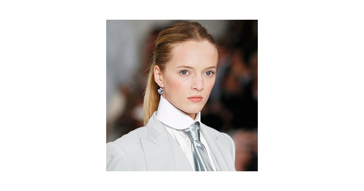Fashion Week: The Best Hair And Makeup On September 15