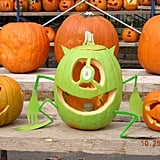 Monsters, Inc. Pumpkin