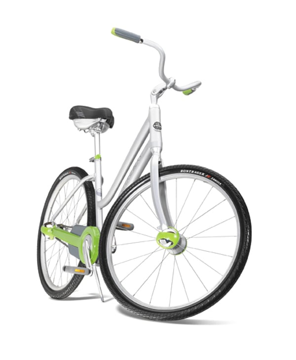 Geeky Gears: Innovative 'Coasting' Bike Hits The Trails