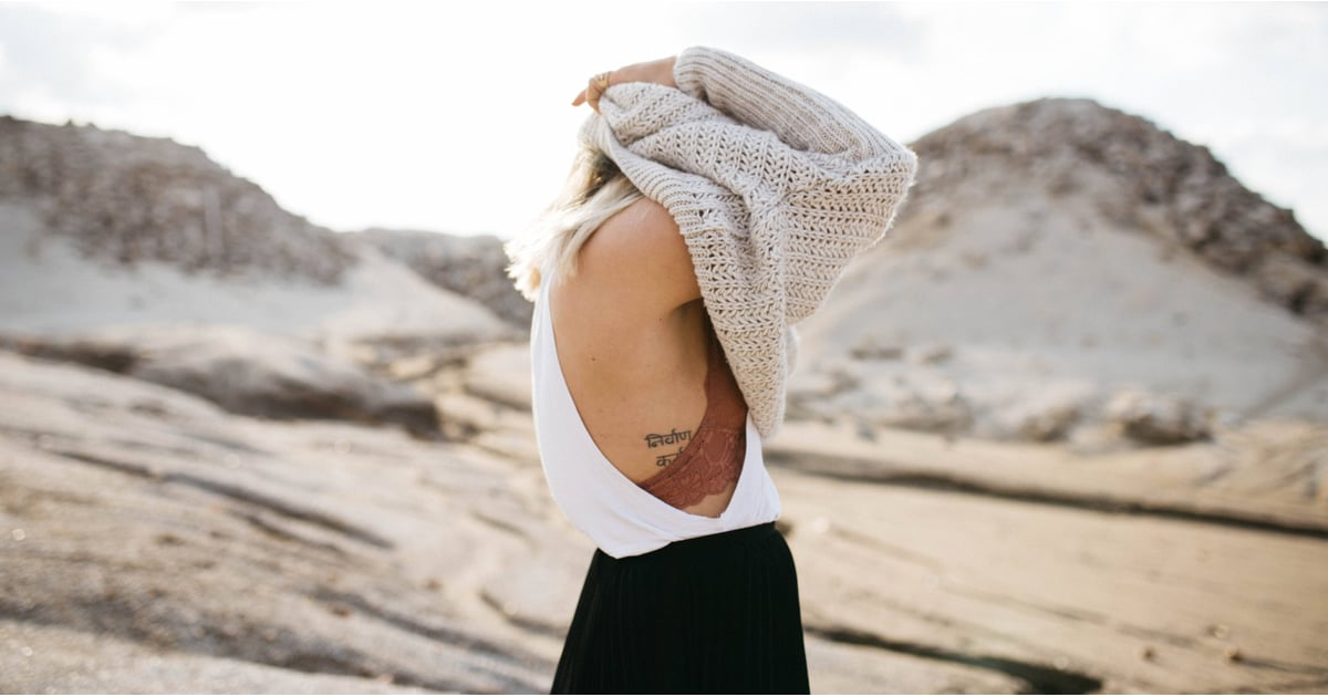 22 Gorgeous Tattoos You Can Hide