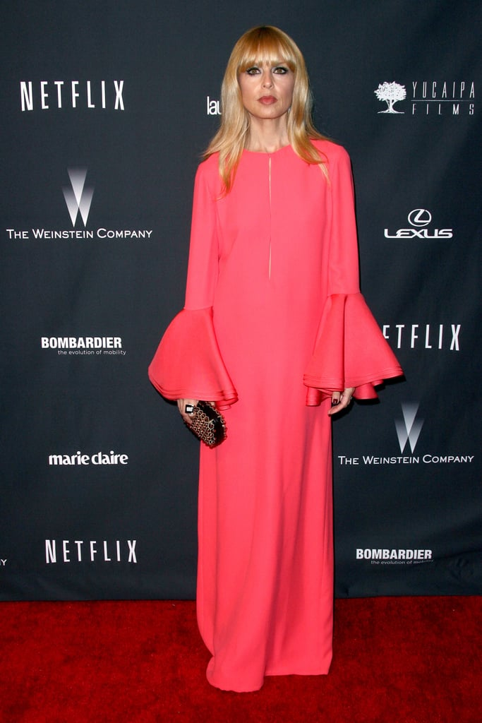 Rachel Zoe at The Weinstein Company's Golden Globe Awards afterparty.