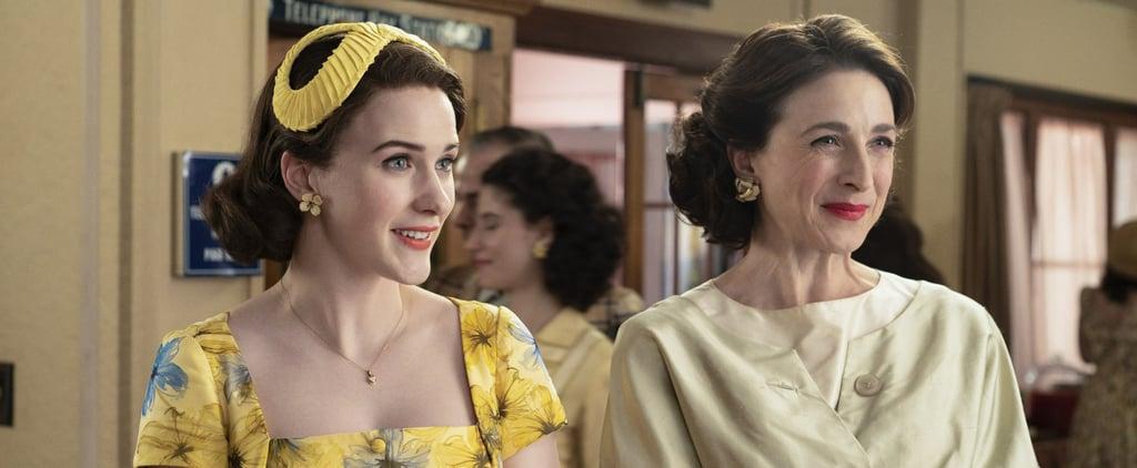 Is The Marvelous Mrs. Maisel Like Gilmore Girls?