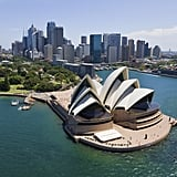 Go to the Opera in Sydney