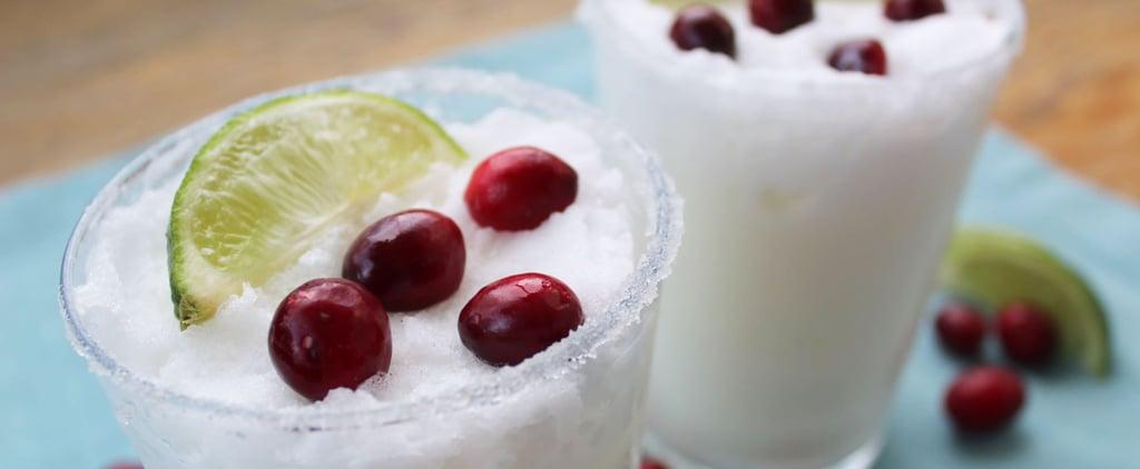Holiday Margarita Recipe + Photos