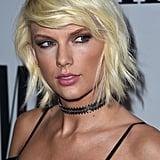 Taylor Swift Monique Lhuillier Dress at BMI Awards 2016