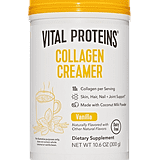 Vital Proteins Collagen Creamer Vanilla Dietary Supplement