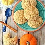Pumpkin and Cinnamon Conchas