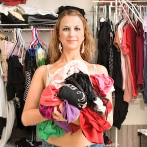 How Cleaning Your Closet Can Motivate You to Work Out