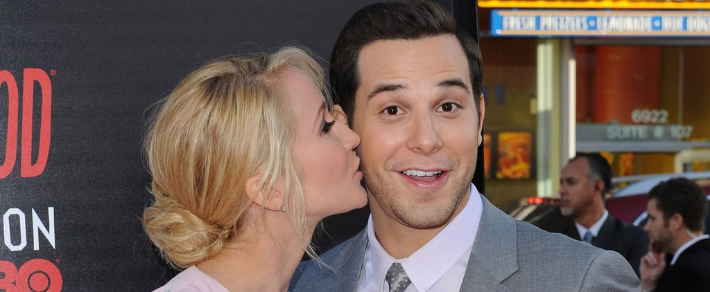 Skylar Astin Interview April