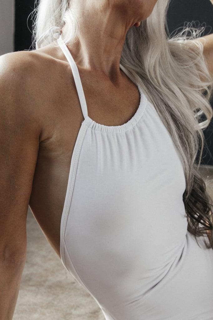 60-Year-Old Swimsuit Model Yazemeenah Rossi