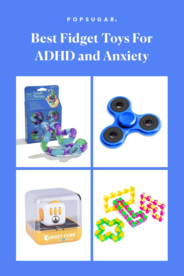 The Best Fidget Toys For ADHD and Anxiety 2021