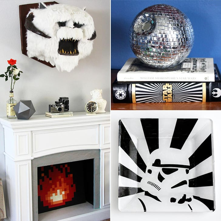 star wars home decor DIY Star Wars Home Decor | POPSUGAR Tech star wars home decor