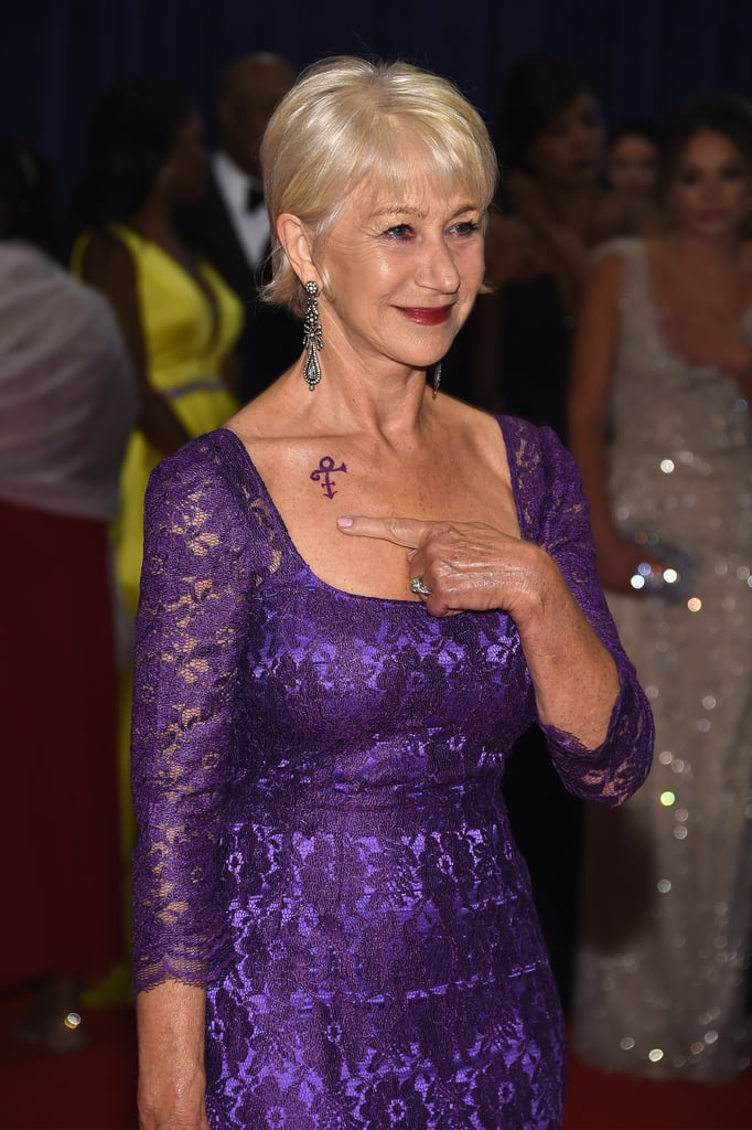 Helen Mirren's Prince Tribute at White House Dinner