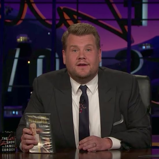 James Corden Sends Philadelphia to Donald Trump