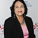 Dolores Huerta, Cofounder of United Farm Workers
