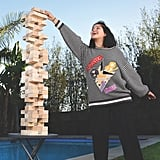 Jenga Giant JS7 Hardwood Game