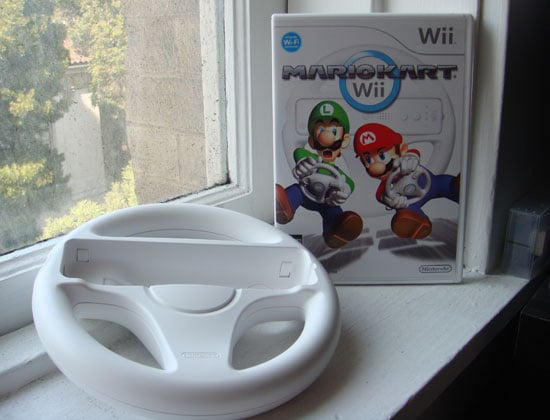 Mario Kart Wii Review on Geeksugar