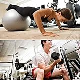 When strength training, which indecent exposure is worse?