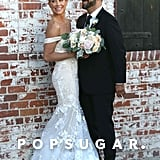 Brittany Daniel Wedding Pictures