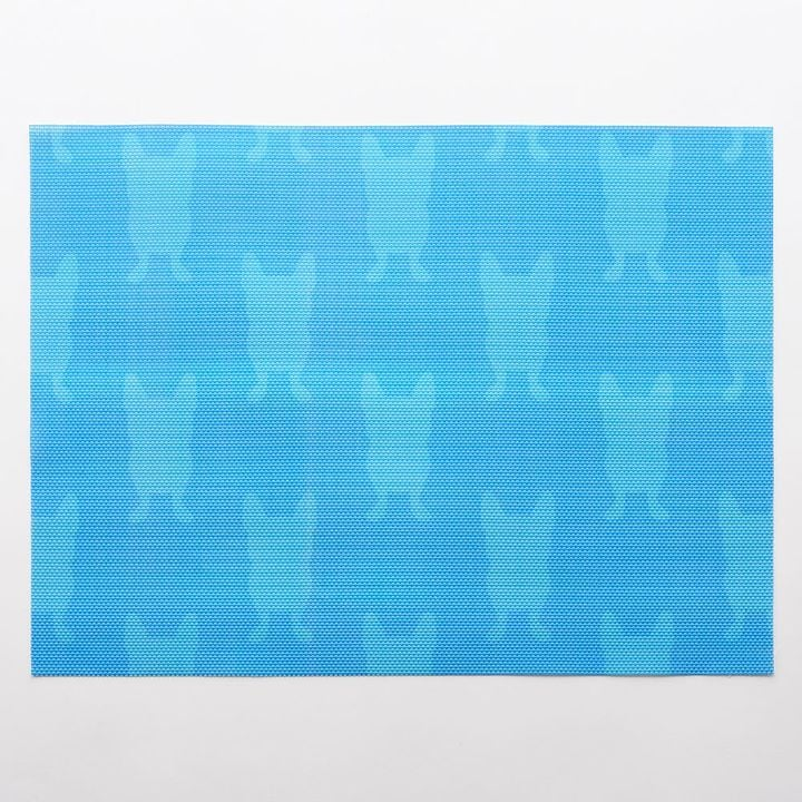 French Bulldog Woven Vinyl Placemat ($10)