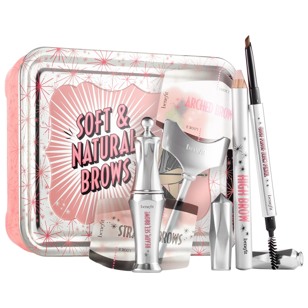Free brow wax with any $50 Benefit purchase ($21 value)