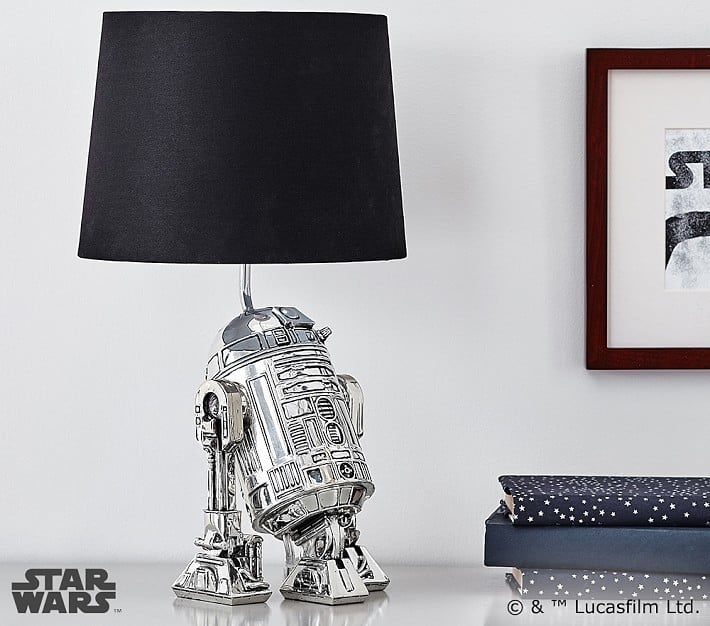 Star Wars R2-D2 Complete Lamp