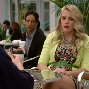Abed From Community on Cougar Town Season Finale