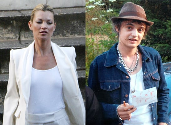 Rumours About Kate Moss Getting Back With Pete Doherty