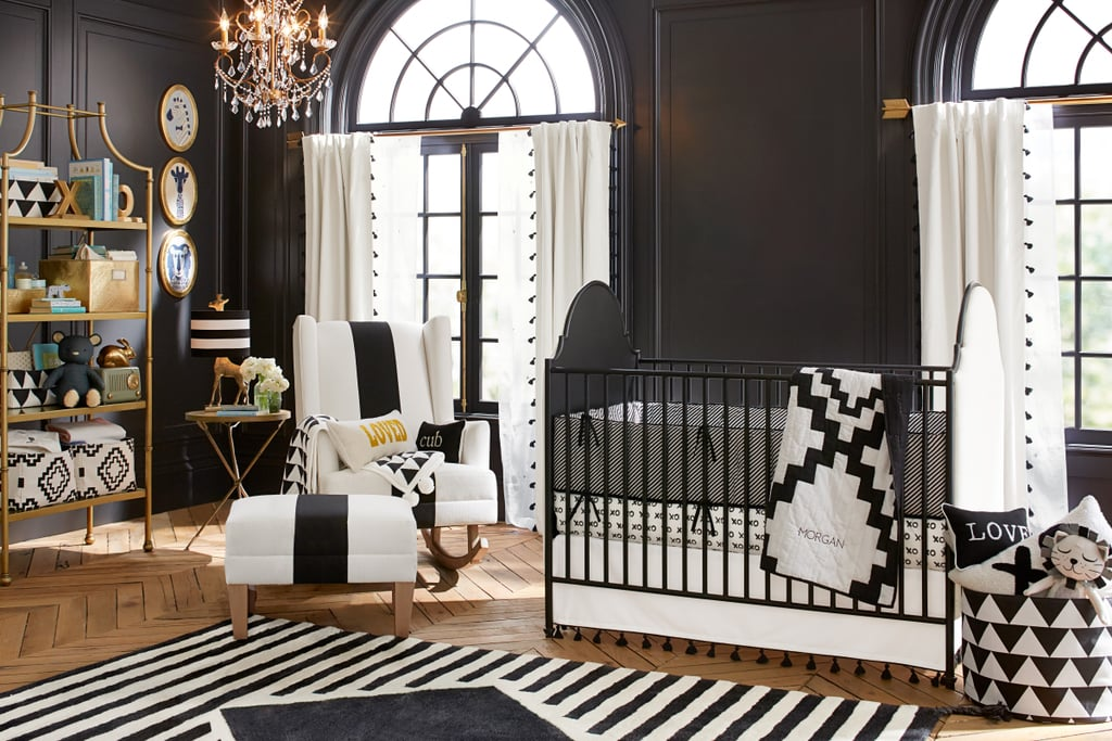 Pottery barn kids nursery room collection popsugar moms for Pottery barn kids room ideas
